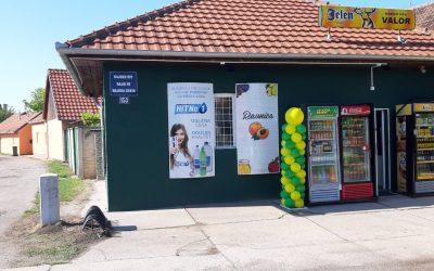 Šesti maloprodajni objekat Valora u Subotici
